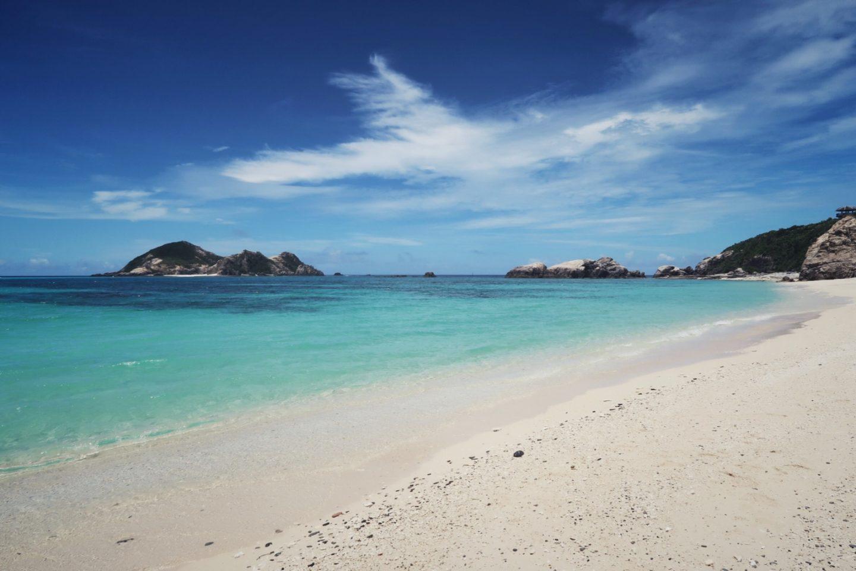 Insel Tokashiki – Schnorcheln am wunderschönen Strand Aharen