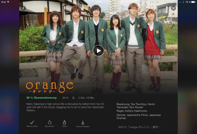 Ode an Netflix