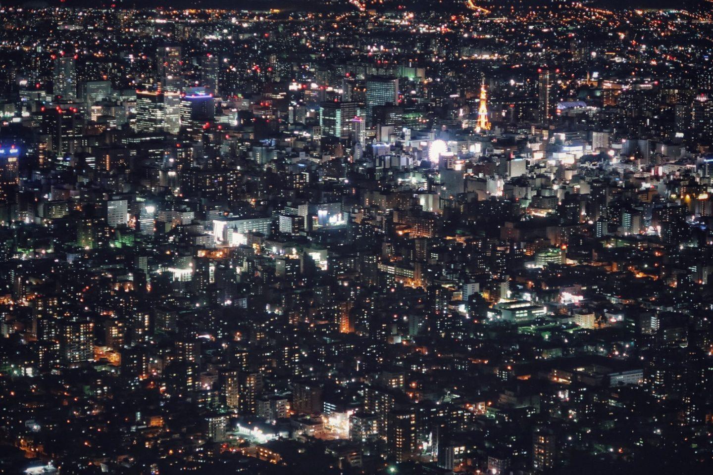Sapporo – Radtour durch Japan Teil 1