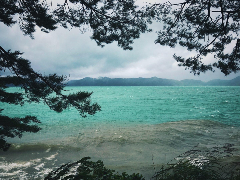 See Tazawa und Nyūtō-Onsen – Radtour durch Japan Teil 12